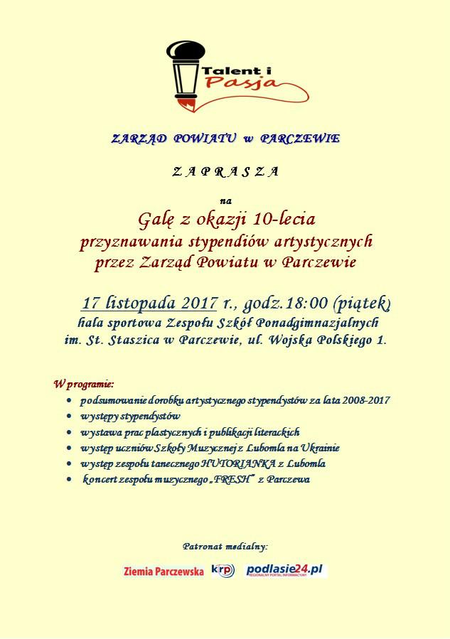 Zarząd Powiatu Parczewskieg0
